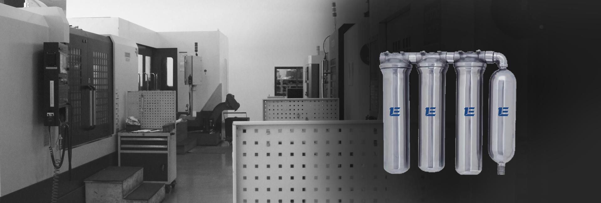 模温机水净化系统